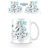 Mok Olaf uit Frozen
