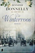 Boek cover De winterroos van Jennifer Donnelly (Paperback)