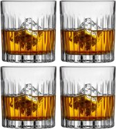 Jay Hill Whiskyglazen Tumblers Moville 32 cl - 4 Stuks