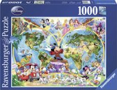 Disney's Wereldkaart