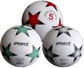 SportX Rubber Bal Star 3 Kl.