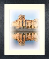 Fotolijst - Henzo - Capital berlin - Fotomaat 50x70 - Zwart