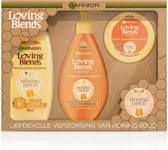 Loving Blends Honinggoud Body & Hair - Geschenkverpakking