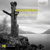 Monteverdi: Madrigali Libro Viii