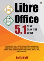 Libre office 5.1 Draw drawings eBook