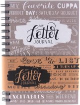 Bullet journal 'My Letter Journal' Taupe