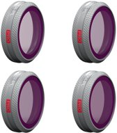 PGYTECH ND/PL Filters PRO set ND8/PL, ND16/PL, ND32/PL, ND64/PL voor DJI Mavic 2 Zoom