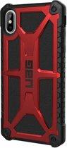 Rode Monarch Hard Case voor de iPhone Xs Max