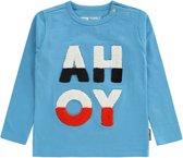 Tumble 'n dry Jongens T-shirt Admire - Cendre Blue - Maat 80