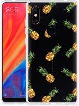 Xiaomi Mi Mix 2S Hoesje Ananas