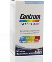 Centrum Multivitamine Select - 60 Tabletten - Multivitaminen
