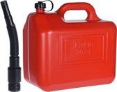 Continental Jerrycan Met Trechter 20 Liter Rood