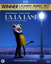 DVD cover van La La Land (Blu-ray)