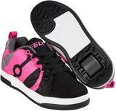 Heelys Rolschoenen Repel - Sneakers - Kinderen - Maat 33 - zwart/grijs/roze