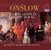 Chamber Music: Quintets Op38&67