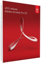 Acrobat Pro DC 2015 UPG WIN (English)