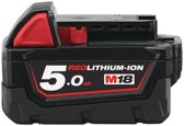 Milwaukee M18 B5 Accu