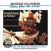 Musique Et Danses De Bali = Music And Dances Of Bali