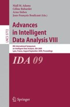 Advances in Intelligent Data Analysis VIII