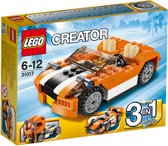 LEGO Creator Sunset Speeder - 31017