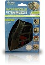 Baskerville Ultra Muzzle - Muilkorf - Maat 6 - Zwart