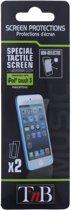 T'nB PRECIPT5V2 iPod Touch 5 Antireflectiescherm 2stuk(s) schermbeschermer