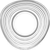 Lav derin - dessertborden/gebaksborden (Ø 18cm) - 6 stuks