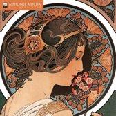 Alphonse Mucha Wall Calendar 2020 (Art Calendar)