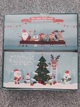 24 Kerstkaarten met enveloppen