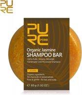 Handmade shampoo bar - Jasmijn