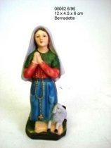 Lourdes met schaap - 12 cm hoog - Scarab4life