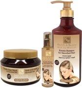 Keratin hair care - Set of 3