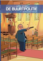 Boek cover De Buurtpolitie 7 - De magneetvisser van Nix (Binding Unknown)