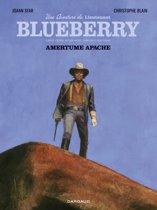 Blueberry door 01. apache rancune