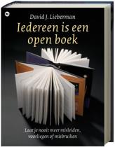 Iedereen Is Een Open Boek