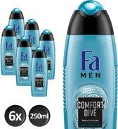 Fa Men Shower gel Comfort Dive x6
