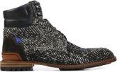 Mannen Boots -  10641 - Grijs