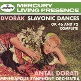 Dvorak: Slavonic Dances Op. 46 & Op. 72