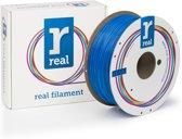REAL Filament PETG blauw 1.75mm (1kg)