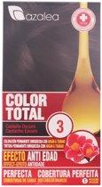 Permanente Anti-Veroudering Kleur Azalea Dark brown