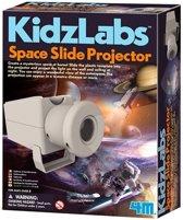 4m Kidzlabs Diaprojector Ruimte Bouwpakket