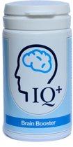 IQ+ Brain Energy Booster - 60 capsules - 100% Natuurlijke concentratie