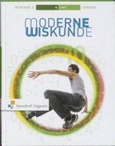 Omslag van '4 vwo D Moderne Wiskunde'