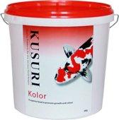 Kusuri Kolor - 5 Kilo emmer - medium pellets - 6 mm