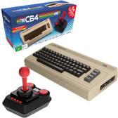 Afbeelding van C64 Mini Retro-Console incl. 64 spellen