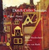 Dutch Cello Sonatas Vol1