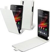 muvit Sony MFX Xperia Z Slim Case White (Yuga)