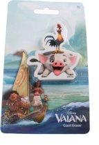 Disney Vaiana Reuze Gum Varken