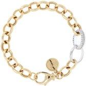 Oval Rolo bracelet WSBZ00830YWY