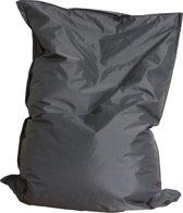Drop & Sit zitzak - Grijs - 100 x 150 cm